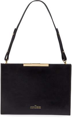Rokh Leather File C Shoulder Bag