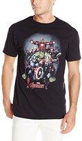 Marvel Men's The Avengers Group Men's T-Shirt