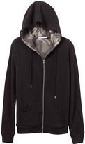 Alternative Lined Eco-Fleece Zip Hoodie