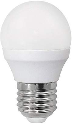 A2BC LED Lighting 554003800300 – Spherical LED Bulb 6 W Equivalent to 40 W With Warm Light