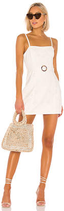 MinkPink To The Coast Broderie Dress.