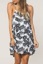 Spiritual Gangster Floral Cross-Back Dress
