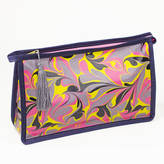 Amalfi by Rangoni Whitehorn Marbled Coated Wash Bag