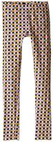 Fendi Checker Print Leggings (Big Kids)