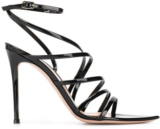 Gianvito Rossi Multiple-Strap 105mm Sandals