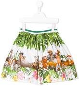 MonnaLisa Jungle Book skirt