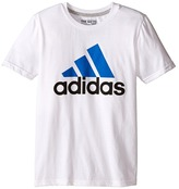 "adidas Kids 30's S/S Tee ""Adi Logo"" (Big Kids)"