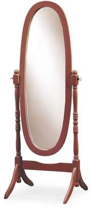 Monarch Cheval Wooden Floor Mirror