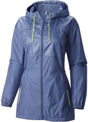 Columbia Women's Flashback Long Windbreaker Jacket