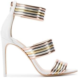 Sophia Webster open toe stiletto sandals