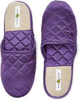 Kumi Kookoon Silk Slippers, Iris