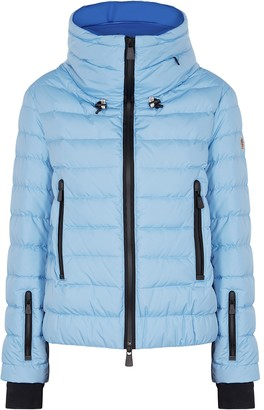 Moncler Vonne Quilted Shell Jacket