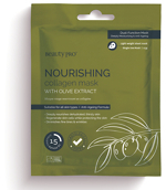 BeautyPRO NOURISHING Collagen Sheet Mask with Olive Extract 23g