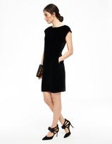 Boden Velvet Tunic Dress