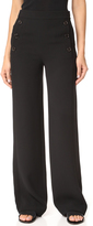 DKNY High Waisted Sailor Pants
