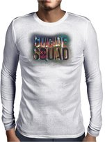TopLAD suicide squad Mens Long Sleeve T-Shirt /