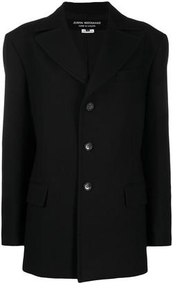 Junya Watanabe Long-Sleeved Structured Shoulders Jacket