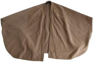 Genny Camel Wool Jacket for Women Vintage