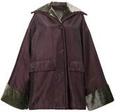 Romeo Gigli Pre Owned oversized coat