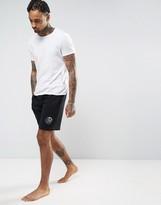 Diesel Lounge Shorts Regular Fit Black