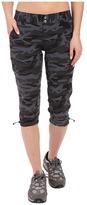 Columbia Saturday Trail Printed Knee Pants Women's Casual Pants