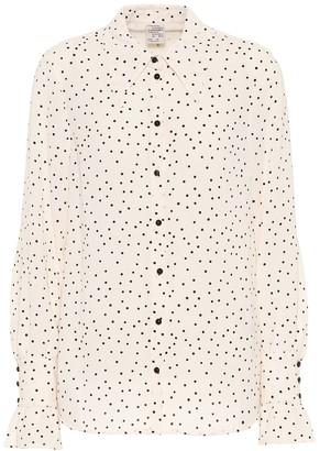 Baum und Pferdgarten Macy polka-dot shirt