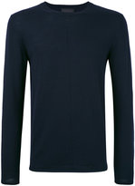 Diesel Black Gold crew neck jumper - men - Wool - S