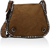 Campomaggi Women's Studded Saddle Bag