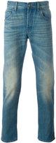 Gucci medium washed jeans - men - Cotton - 32