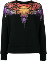 Marcelo Burlon County of Milan printed sweatshirt - women - Cotton - M