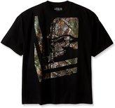 Metal Mulisha Men's Plus-Size Trail T-Shirt 3X-5X