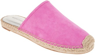 Marc Fisher Suede Espadrille Mules - Gift
