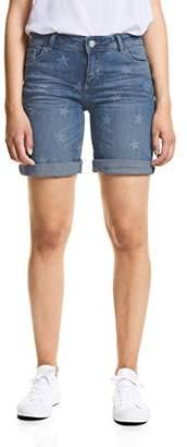 Street One Women's 371507 Jane Bermuda Shorts
