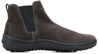Car Shoe stitch detail ankle boots