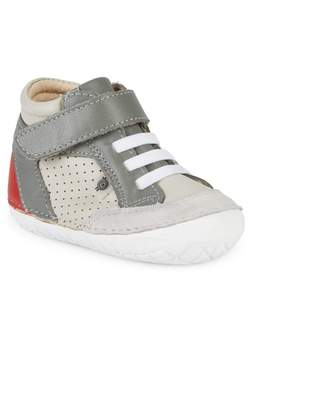 Old Soles Baby Boy's Varsity Leather Sneakers