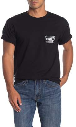 O'Neill Rounder Graphic Pocket T-Shirt