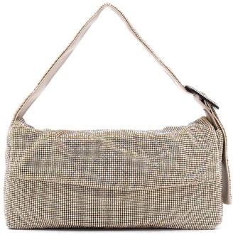 Benedetta Bruzziches Monique crystal-embellished bag