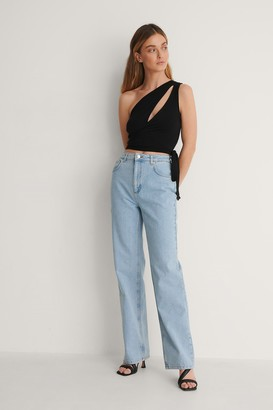 Curated Styles Light Wash Denim