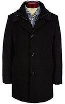 Hart Schaffner Marx Harris Metro Modern Wool-Blend Coat