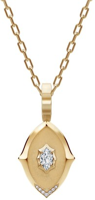 Jade Trau Maverick Yellow Gold Necklace