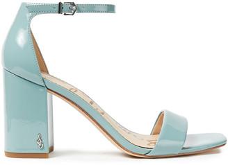 Sam Edelman Daniella Faux Patent Leather Sandals