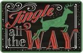 "Bungalow Flooring Jingle All The Way Mat - 23"" x 36"""