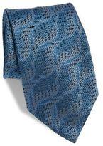 Charvet Abstract Silk Tie