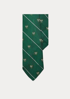 Ralph Lauren Tennis Silk Club Tie