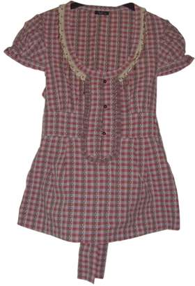 Helena Hel's By Sorel \N Pink Cotton Top for Women
