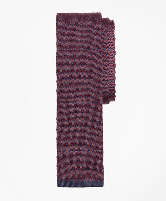 Brooks Brothers Circle and Dot Knit Tie