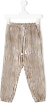 Amelia Milano - Aretha trousers - kids - Cotton - 4 yrs