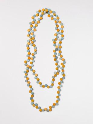 White Stuff Two Tone Versatile Necklace