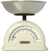 Salter SL1200 Vintage Traditional Kitchen Scale, Cream
