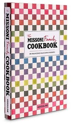 Assouline The Missoni Family Cookbook